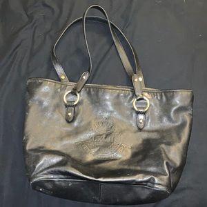 Lauren Ralph Lauren leather bag